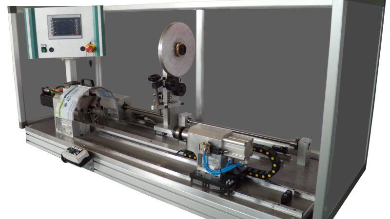 Macchine per Bandaggio Rotori