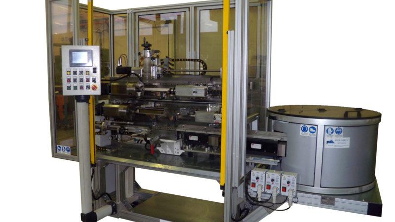 Macchine per assemblaggio rotori a magneti permanenti