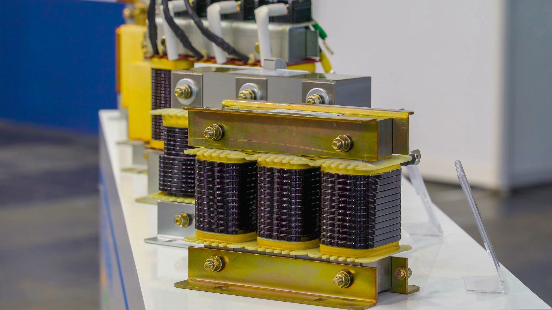 trasformatori a bassa tensione con certificazione UL